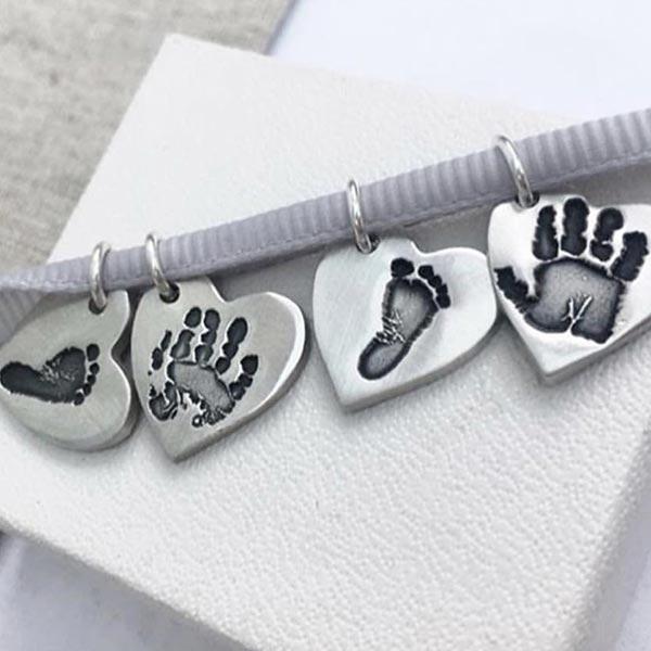 Footprint / Hand-print Jewellery