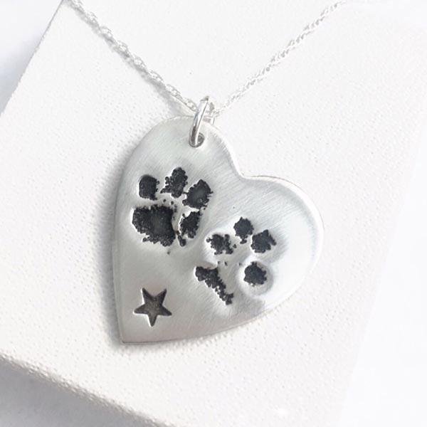 Pawprint Jewellery Pets